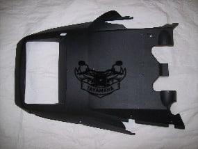 x-max 125 YP 125 R COUVERCLE INFERIEUR