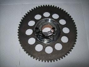 pignon roue libre de demarreur 750 super tenere,  tdm 850 1991-1994