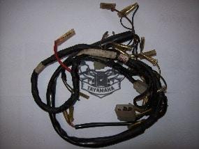 FAISCEAU electrique DT 125 type 1F9 tres rare