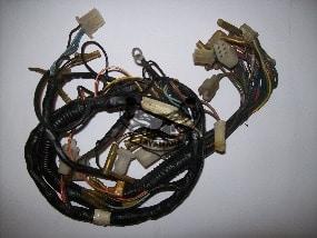 TZR 125 FAISCEAU electrique
