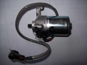 Demarreur electrique DT 125 R