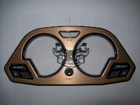Couvercle Compte tours XTZ 660