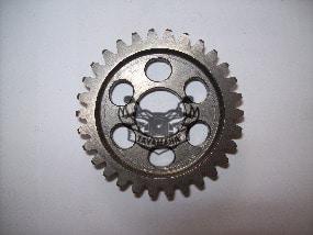 Pignon TY 125 de 3eme  30 dents  piece  tres rare type 541 type 1K6