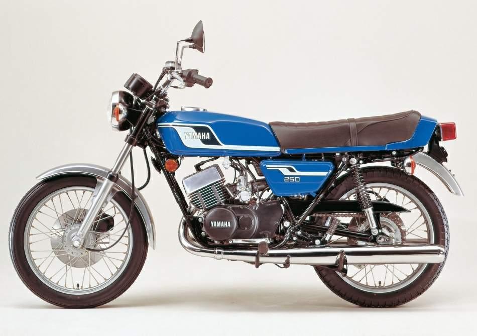 rd 250 1977