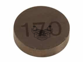 pastille reglage (1,7) XJ 600