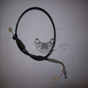 cable d'accelerateur TY 50 1976-1980 d'origine tres rare