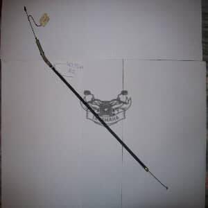 cable de pompe tzr 125 1992 d'origine tres rare