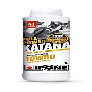 Full power Katana 4 temps 10w50 Ipone  1 litre