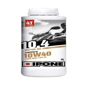 Huile Ipone  10,4 synthetic 4 temps 1 litre