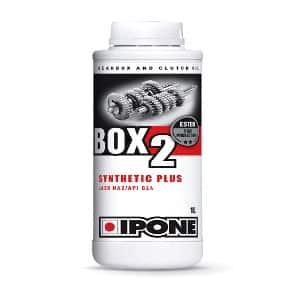 BOX 2 Ipone  1 Litre synthetic plus