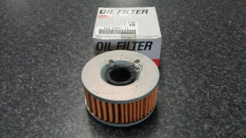 XJ 600 filtre a huile 1989-1991 d'origine