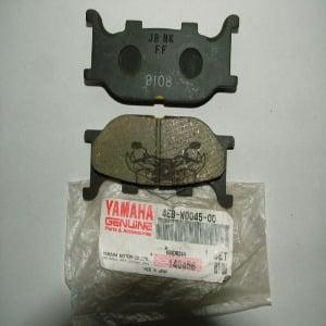 XJ 600 n jeu de plaquette de frein 1998-1999 d'origine