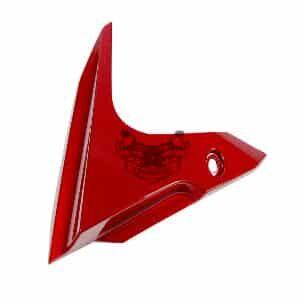aileron droit de garde boue avant  MT-07 d'origine Yamaha