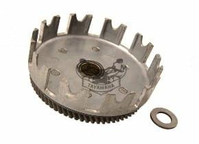 cloche d'embrayage  TY125(74 dents)  d'origine Yamaha tres rare